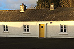 Front of Rath Bán Farm Cottage