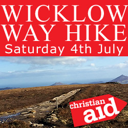 Christian Aid Wicklow Way Hike - 4th July 2015