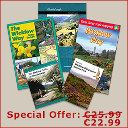 Special Offer on Wicklow Way Books