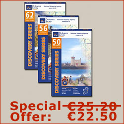 Special Offer on Wicklow Way Maps