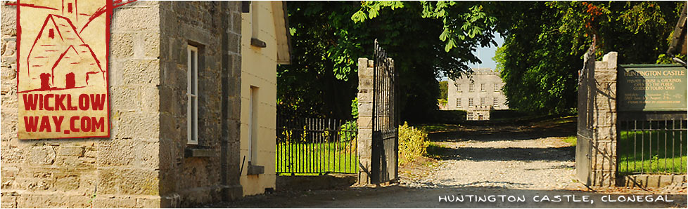 Huntington Castle, Clonegal, County Carlow