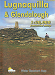 Lugnaquilla and Glendalough by EastWest Mapping